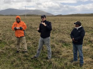Explaining the environmental importance of mountain wetlands in water management in Ecuador