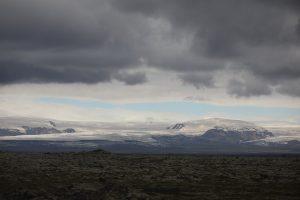 Myrdalsjokull glacier covering Katla volcano on GlacierHub
