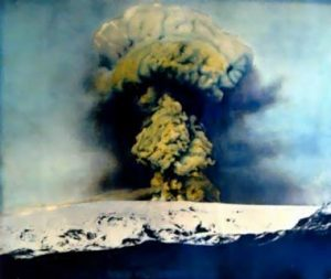 Katla 1918 eruption on GlacierHub