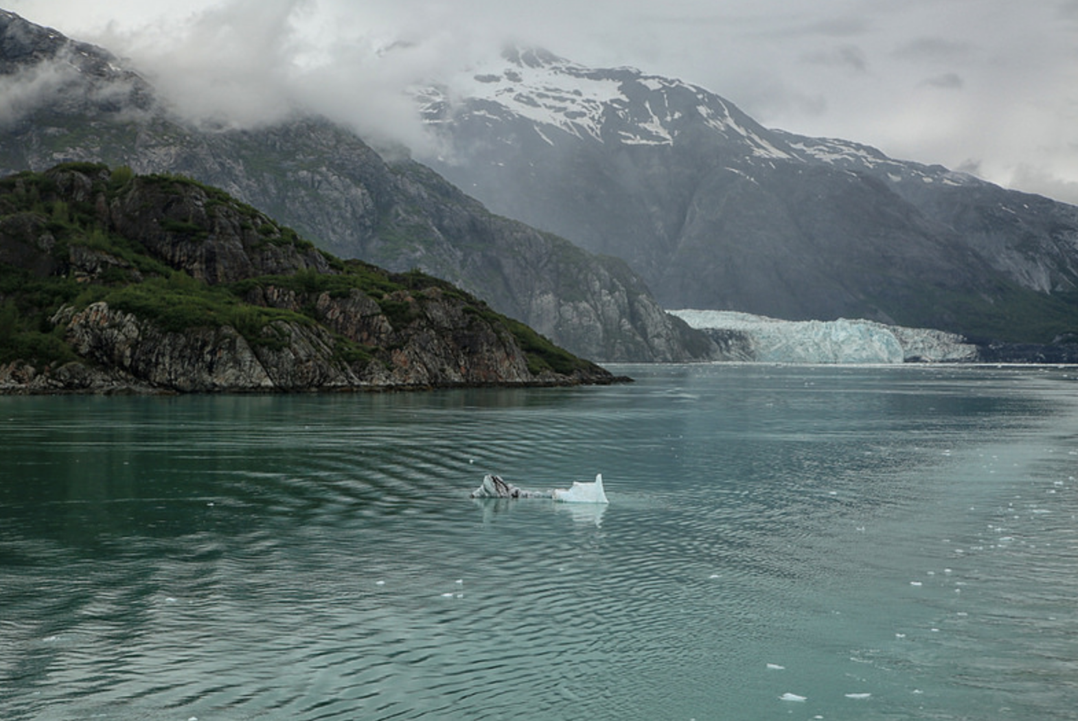 How a Visionary and the Glaciers of Alaska Changed America