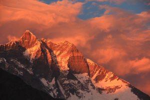 Himalaya Nepal on GlacierHub