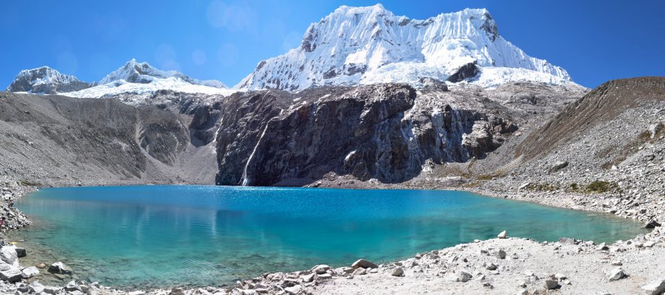 Cordillera Blanca Laguna 69 on GlacierHub
