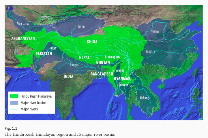 Hindu Kush Himalayas Archives - GlacierHub