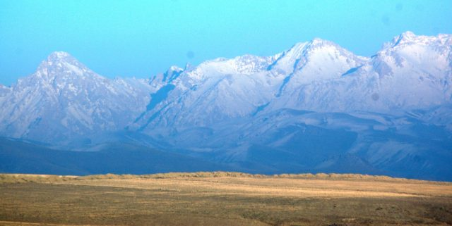 The Mountains of Turkey