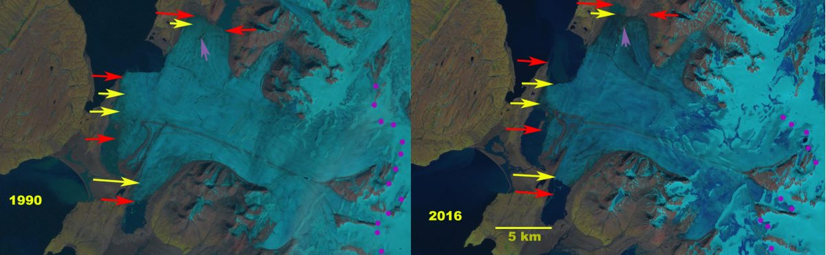 Russian Navy Confirms Emergence of Five New Islands in the Arctic Ocean - GlacierHub